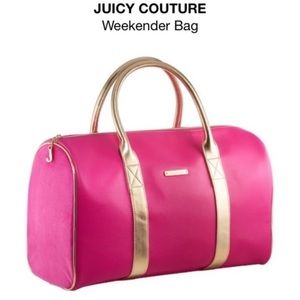 Handbags - 💛NEW JUICY COUTURE WEEKENDER